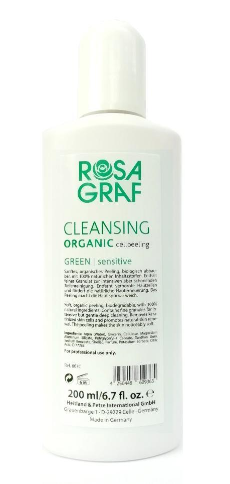 807C Cleansing Organic Cellpeeling