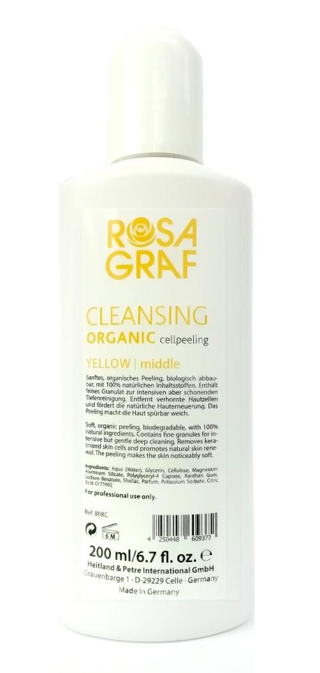 808C Cleansing Organic Cellpeeling